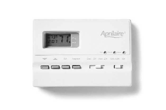 aprilaire thermostat