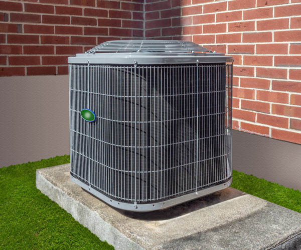 HVAC unit in Parker, CO
